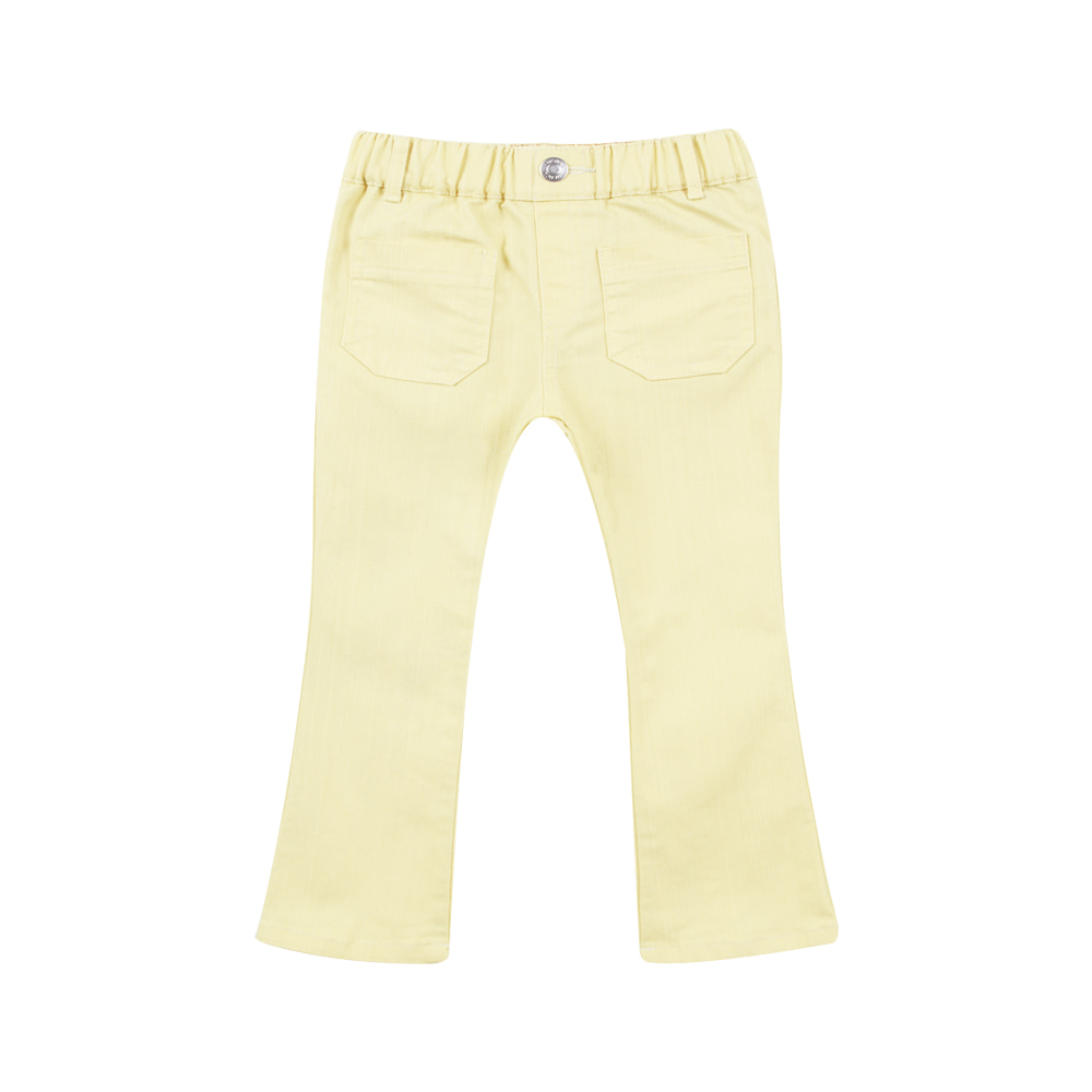 19S/S Flare Pants - Yellow(2차입고,당일발송)