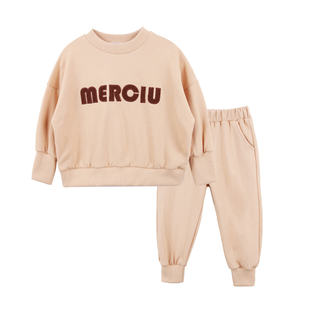 19S/S Merciu set - Beige(90-120가능, 당일발송)