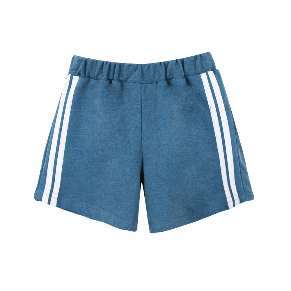 19 S/S Two Line Short Pants - Blue (2차입고, 당일발송)