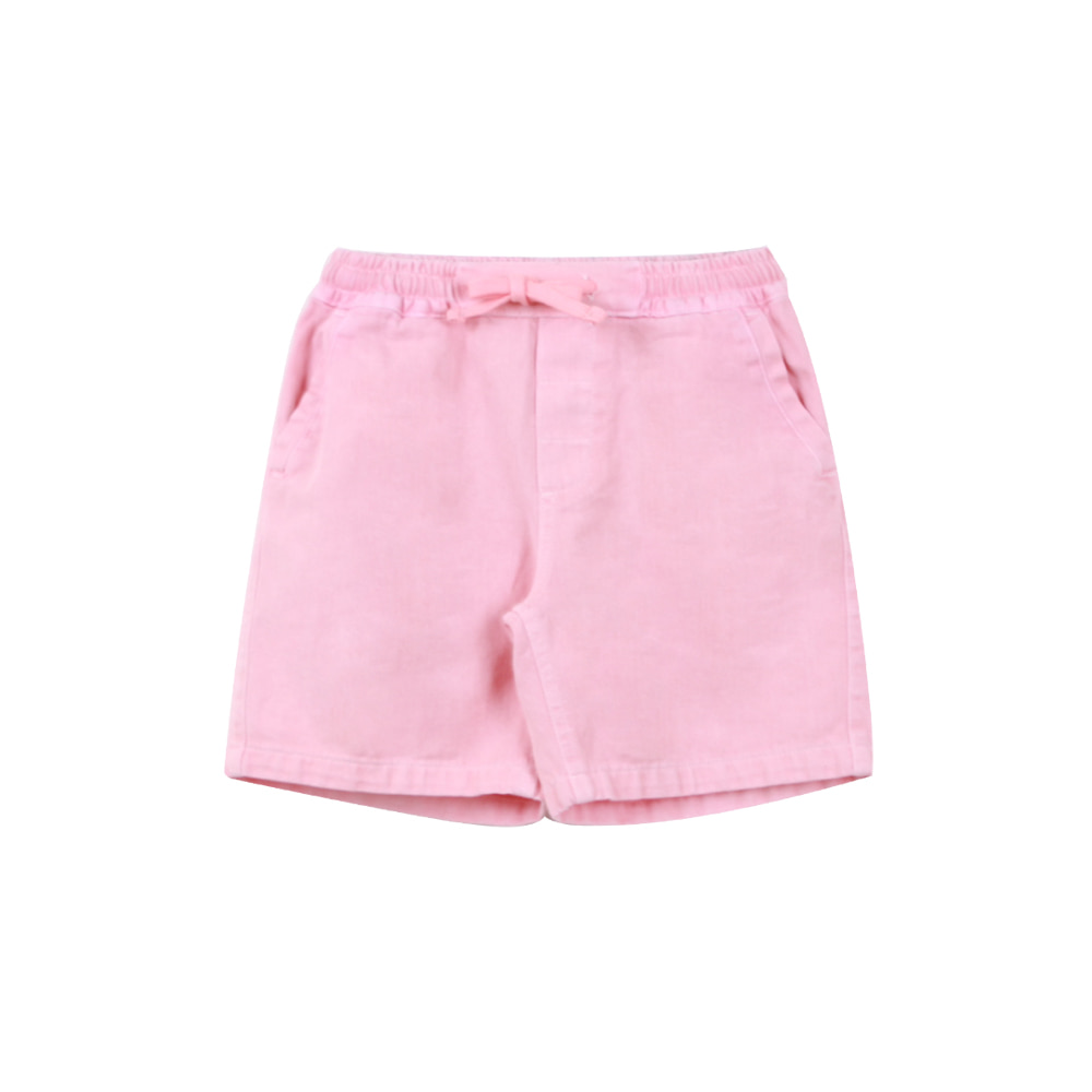 string short pants - pink (3차 입고, 당일발송)